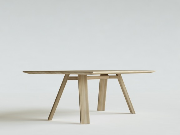 CROSS stolik prostokątny wymiary