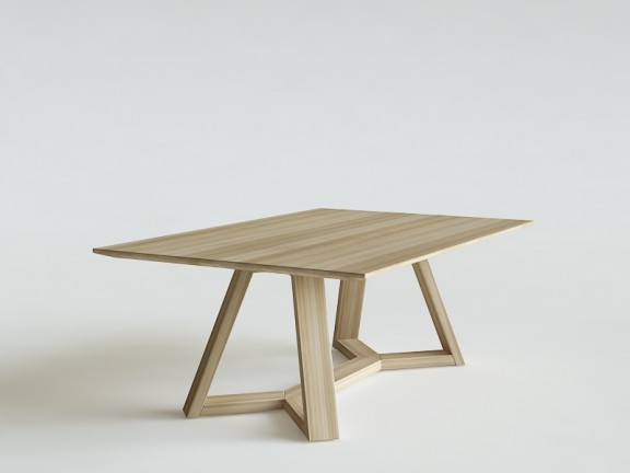 FLOW stolik prostokątny wymiary