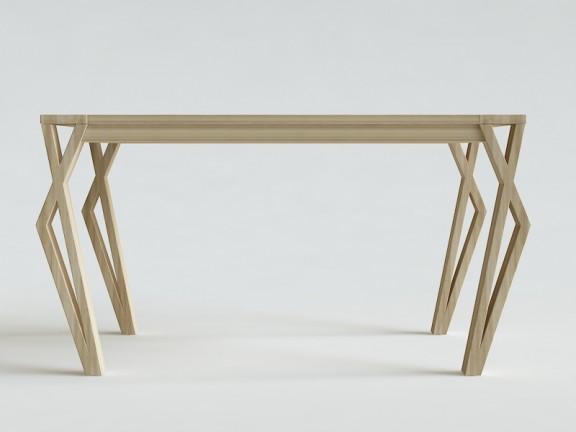KRAB KANT stół dębowy, różne wymiary