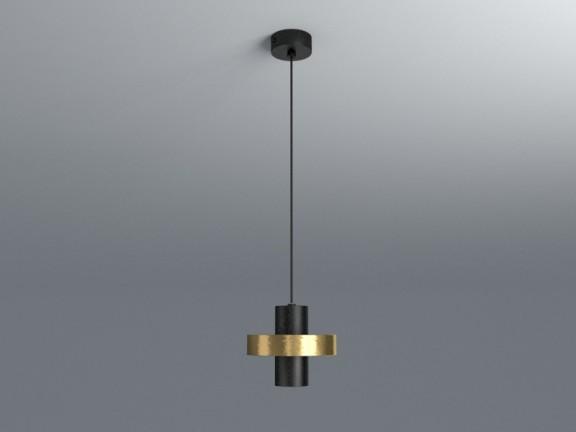 ORING 05 minimalistyczna lampa jednopunktowa