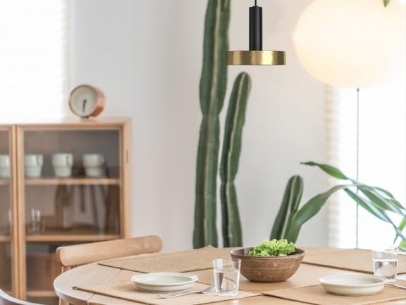ORING 06 minimalistyczna lampa jednopunktowa