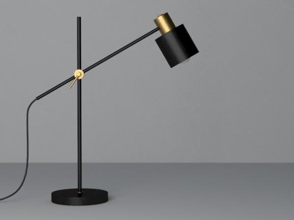ORING 06 minimalistyczna lampa biurkowa