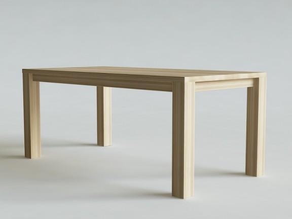KLASYK 3 stół masywny, dębowy, różne wymiary