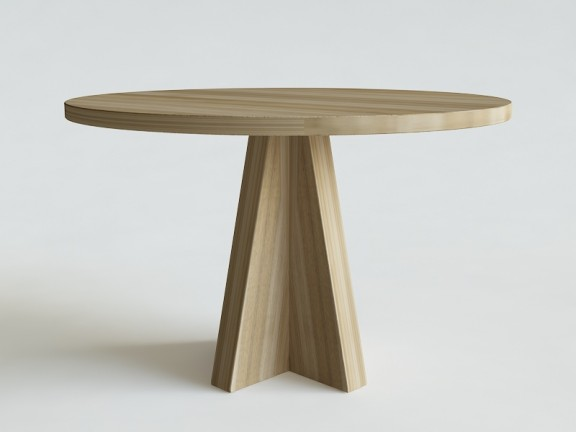MASSIVE stół okrągły wymiary