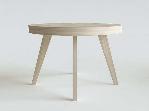 ETERNAL 10 stół okrągły rozkładany, wymiary