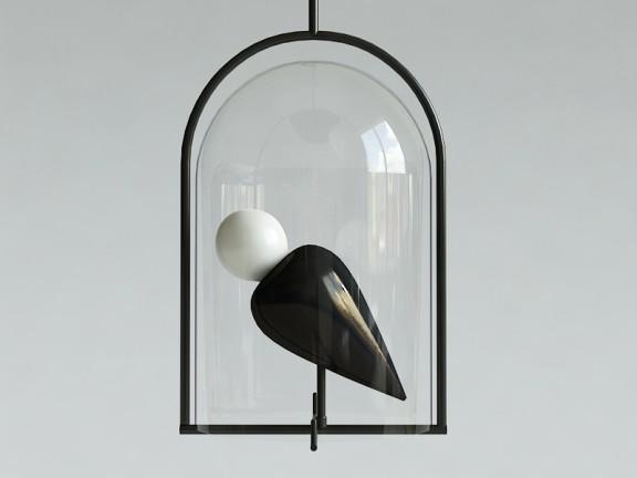 BIRDS 06 wisząca / zwis jednopunktowy