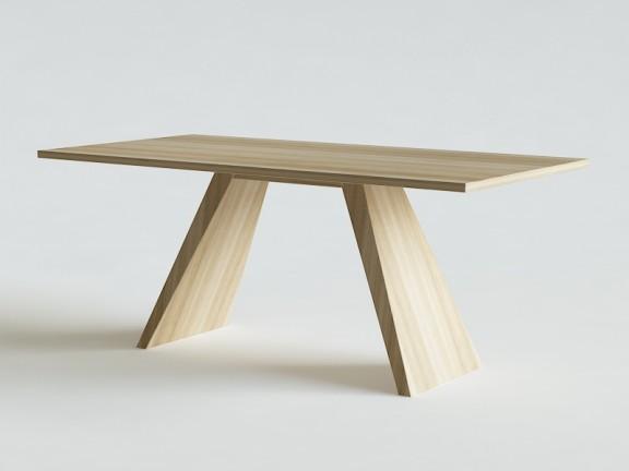 SKOS stół dębowy, różne wymiary