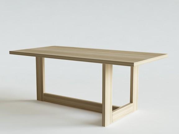 TOTEN stół dębowy, różne wymiary