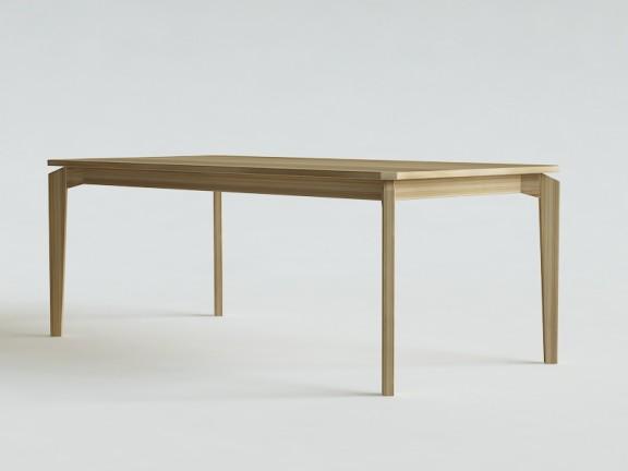 ETERNAL 11 rozkładany stół dębowy, wymiary