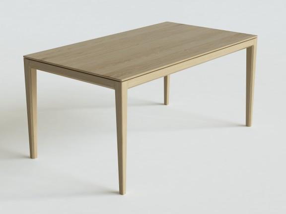 MISTYK rozkładany stół dębowy, wymiary